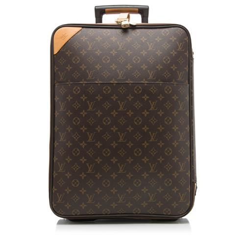 Louis Vuitton Monogram Canvas Pegase 55 Suitcase - FINAL SALE