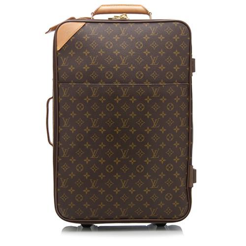 Louis Vuitton Monogram Canvas Pegase 55 Suitcase