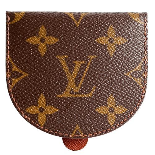 Louis Vuitton Monogram Canvas Petite Coin Wallet