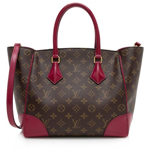 Louis Vuitton Monogram Canvas Phenix MM Satchel