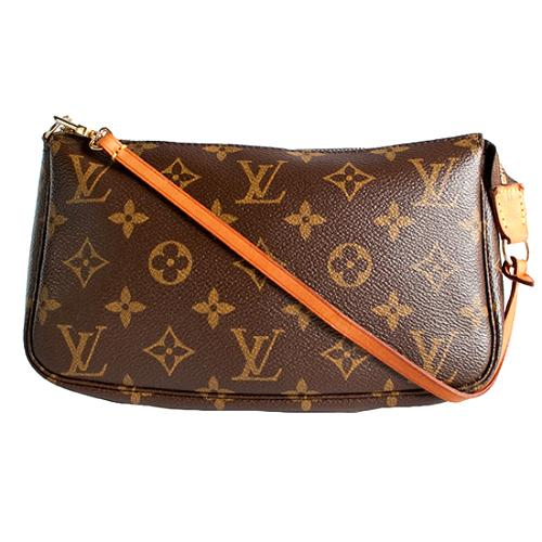 Louis Vuitton Monogram Canvas Pochette Accessoires Handbag - FINAL SALE