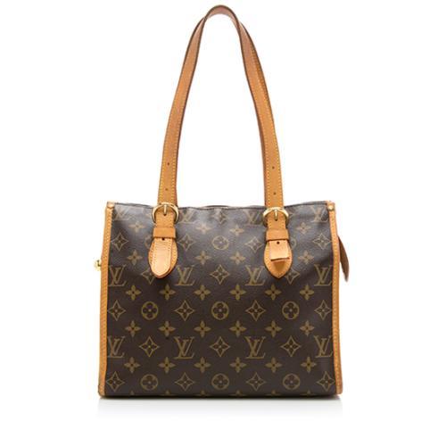 Louis Vuitton Monogram Canvas Popincourt Haute Shoulder Bag - FINAL SALE