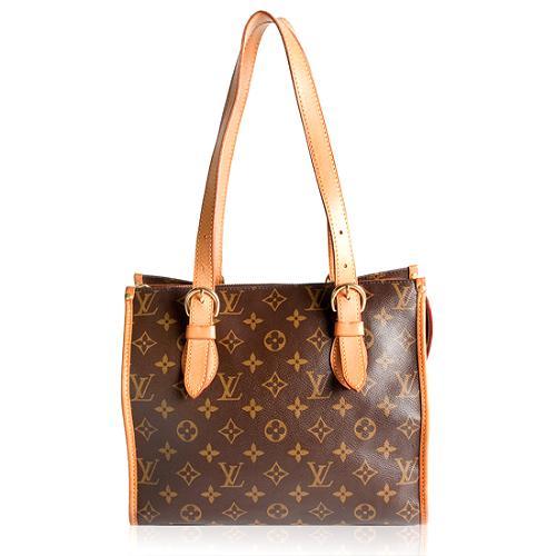 Louis Vuitton Monogram Canvas Popincourt Haute Shoulder Handbag