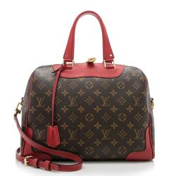 Louis Vuitton Monogram Canvas Retiro NM Satchel