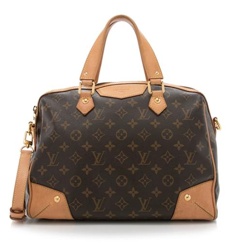 Louis Vuitton Monogram Canvas Retiro PM Satchel