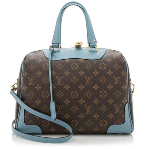 Louis Vuitton Monogram Canvas Retiro Satchel