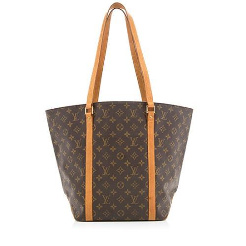 Louis Vuitton Monogram Canvas Sac Shopping Tote