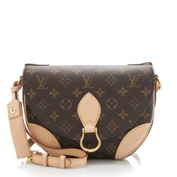 Louis Vuitton Monogram Canvas Saint Cloud Messenger Bag