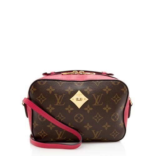 Louis Vuitton Monogram Canvas Saintonge Shoulder Bag - FINAL SALE