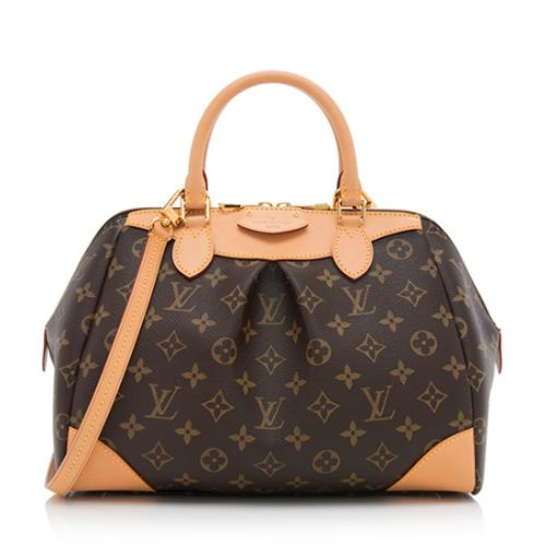 Louis Vuitton Monogram Canvas Segur Satchel