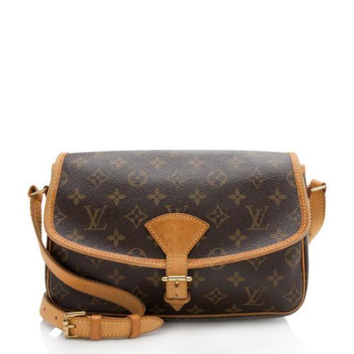 Louis Vuitton Monogram Canvas Sologne Shoulder Bag - FINAL SALE