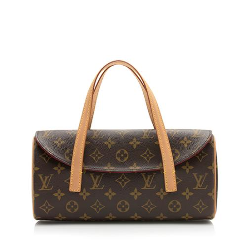 Louis Vuitton Monogram Canvas Sonatine Satchel