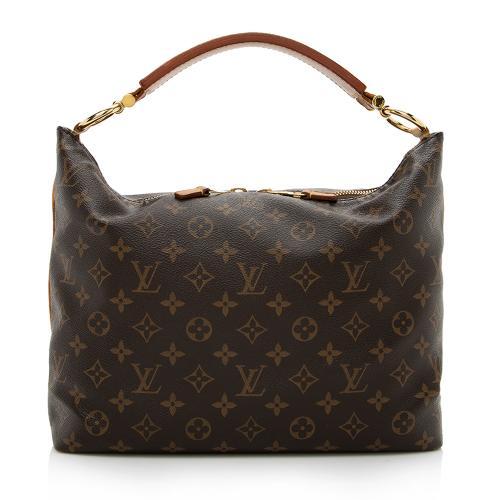 Louis Vuitton Monogram Canvas Sully PM Shoulder Bag