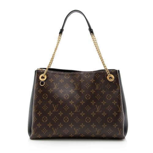 Louis Vuitton Monogram Canvas Surene MM Tote