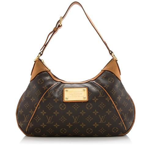 Louis Vuitton Monogram Canvas Thames GM Shoulder Bag