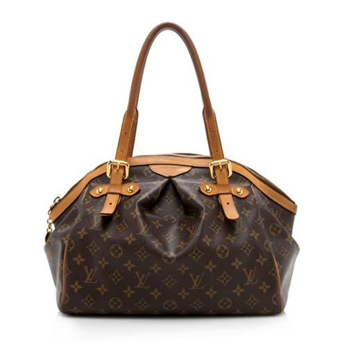 Louis Vuitton Monogram Canvas Tivoli GM Satchel - FINAL SALE