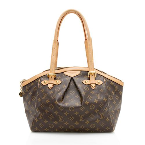 Louis Vuitton Monogram Canvas Tivoli GM Satchel