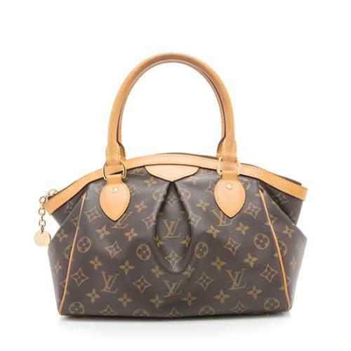Louis Vuitton Monogram Canvas Tivoli PM Satchel
