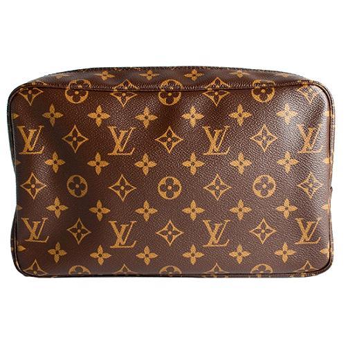 Louis Vuitton Monogram Canvas Toiletry 28 Cosmetic Bag
