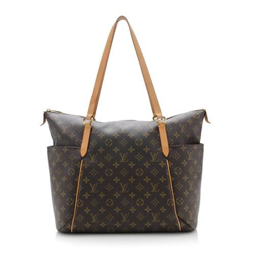 Louis Vuitton Monogram Canvas Totally GM Tote