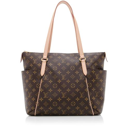 Louis Vuitton Monogram Canvas Totally MM Tote