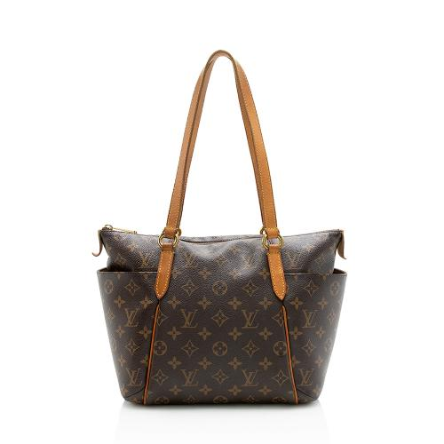Louis Vuitton Monogram Canvas Totally PM Tote