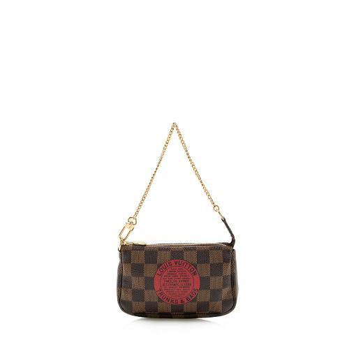 Louis Vuitton Monogram Canvas Trunks & Bags Mini Pochette Accessoires