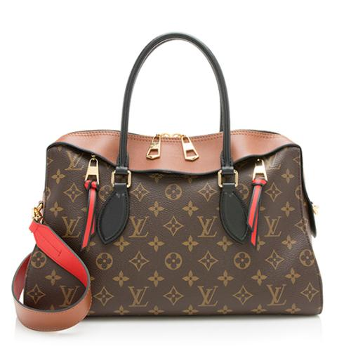 c7108e888f90 Louis Vuitton Monogram Canvas Tuileres Satchel