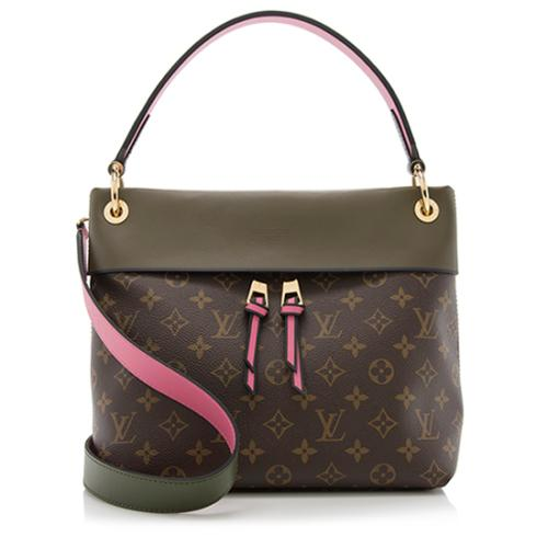 Louis Vuitton Monogram Canvas Tuileries Besace Shoulder Bag