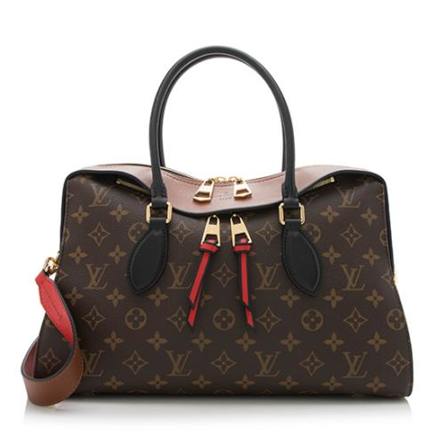 Louis Vuitton Monogram Canvas Tuileries Satchel