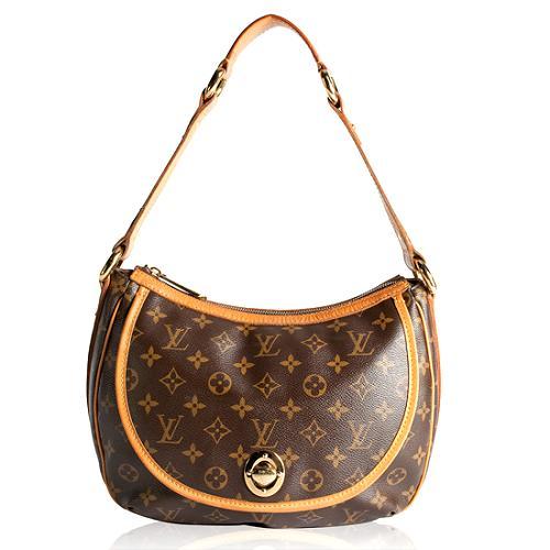 Louis Vuitton Monogram Canvas Tulum PM Shoulder Handbag