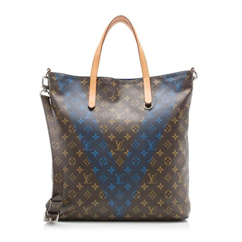 Louis Vuitton Monogram Canvas V Collection Cabas Jour Tote