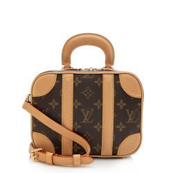Louis Vuitton Monogram Canvas Valisette BB Shoulder Bag