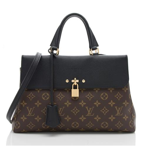 Louis Vuitton Monogram Canvas Venus Satchel