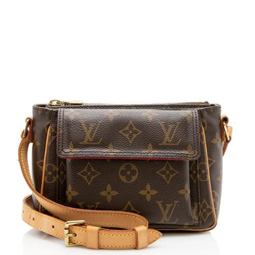 Louis Vuitton Monogram Canvas Viva Cite PM Shoulder Bag