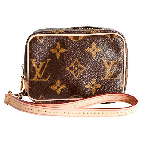 Louis Vuitton Monogram Canvas Wapity Case