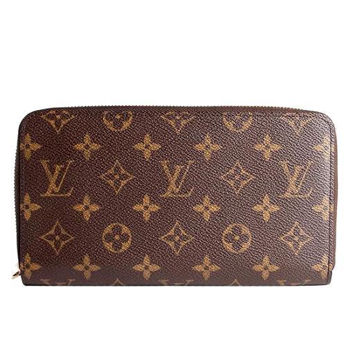 Louis Vuitton Monogram Canvas Zippy Organizer Wallet