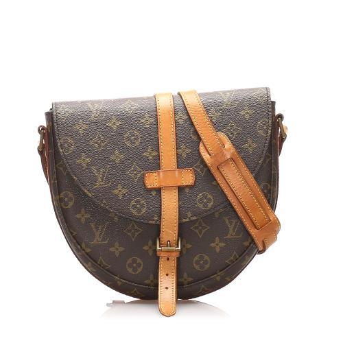 Louis Vuitton Monogram Canvas Chantilly GM Shoulder Bag