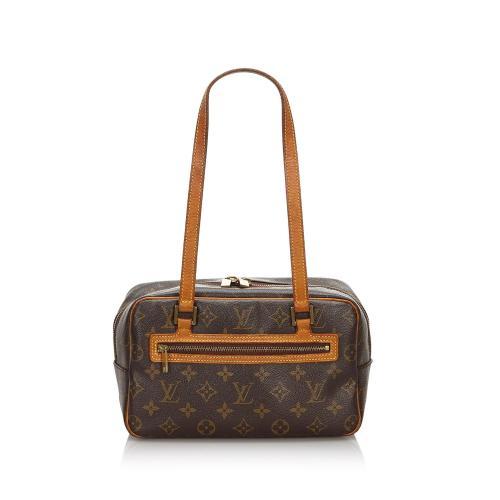 Louis Vuitton Monogram Cite MM Shoulder Bag