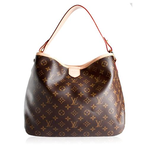 Louis Vuitton Monogram Delightful PM Shoulder Handbag