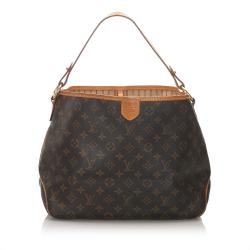 Louis Vuitton Monogram Canvas Delightful PM Shoulder Bag