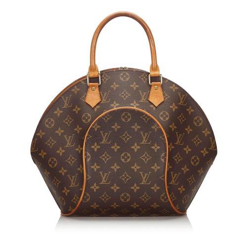 Louis Vuitton Monogram Ellipse MM Satchel