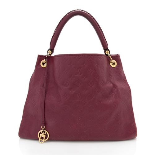 Louis Vuitton Monogram Empreinte Artsy MM Shoulder Bag - FINAL SALE