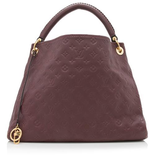 Louis Vuitton Monogram Empreinte Artsy MM Shoulder Bag