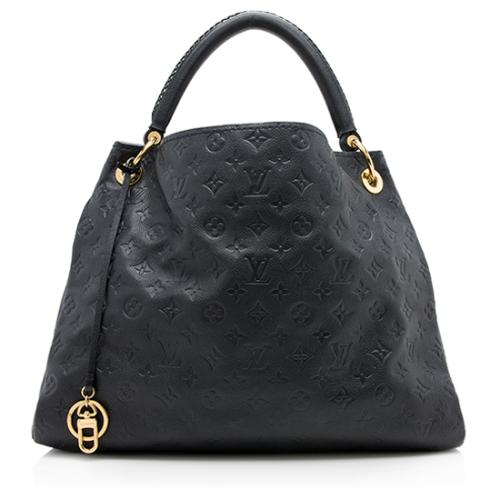 Louis Vuitton Monogram Empreinte Artsy MM Shoulder Bag
