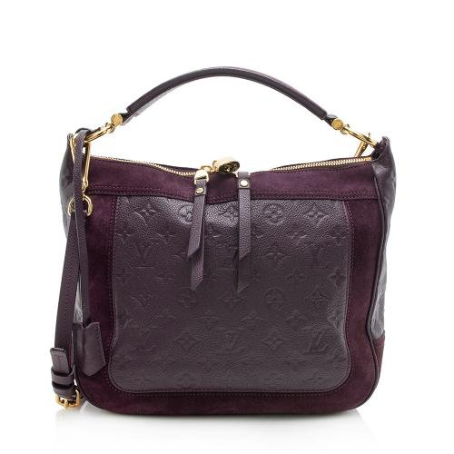 Louis Vuitton Monogram Empreinte Audacieuse PM Hobo