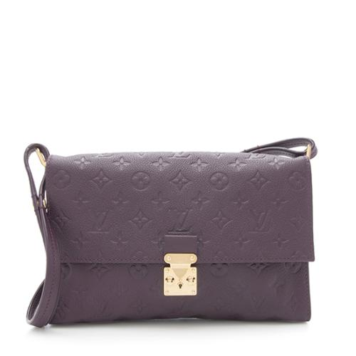 bf0df72c1a83 Louis-Vuitton-Monogram-Empreinte-Fascinante-Shoulder -Bag 91739 front large 0.jpg
