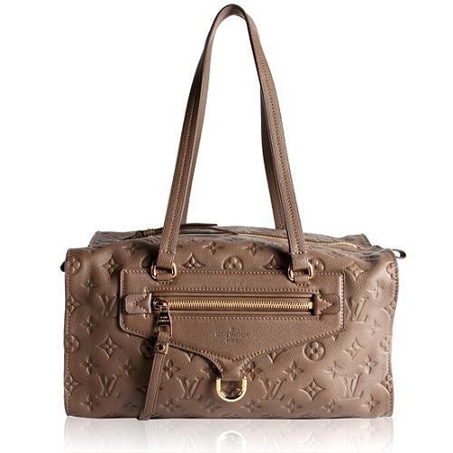 Louis Vuitton Monogram Empreinte Inspiree Satchel Handbag