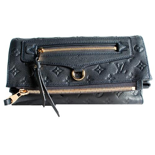Louis Vuitton Monogram Empreinte Petillante Clutch