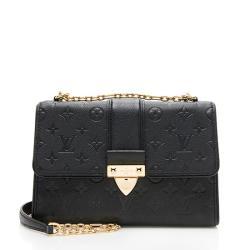 Louis Vuitton Monogram Empreinte Saint Sulpice PM Shoulder Bag